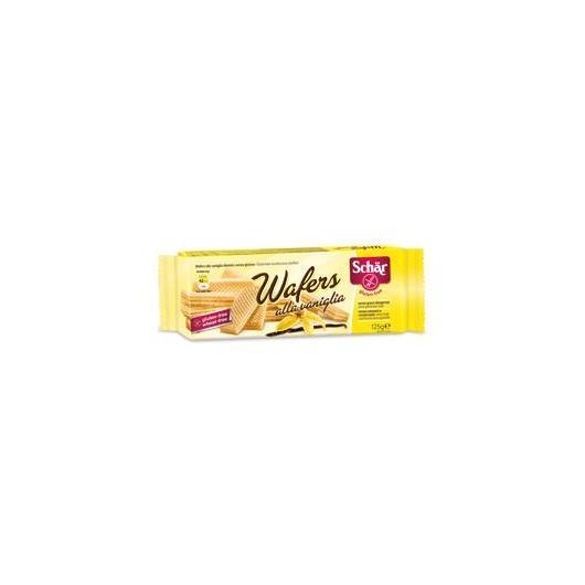 Wafer Vanilla senza glutine Dr. Schaer, 125 gr