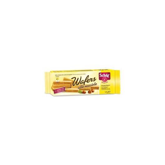 Wafer Avellana senza glutine Dr. Schaer 125 gr
