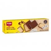 Gallette Petit al cioccolato senza glutine Dr. Schaer 130g
