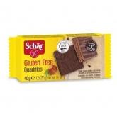 Wafer Quadratini senza glutine Dr. Schaer, 40g