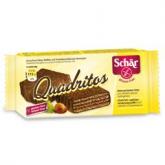 Barquillos Cuadrados sin gluten Dr.Schaer 40g