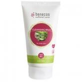 Leche limpiadora facial Aloe Vera  Benecos, 150ml