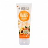 Crema per mani Albicocca e Fiori di Sambuco Benecos, 75ml