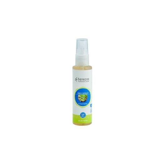 Deodorante spray Aloe vera Benecos, 75ml