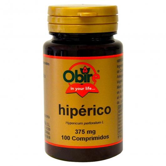 Iperico (Erba di San Giovanni) 375 mg Obire, 100 capsule