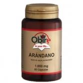 Arando ( rico en bioflavonoides) 1000 mg Obire, 60 cápsulas
