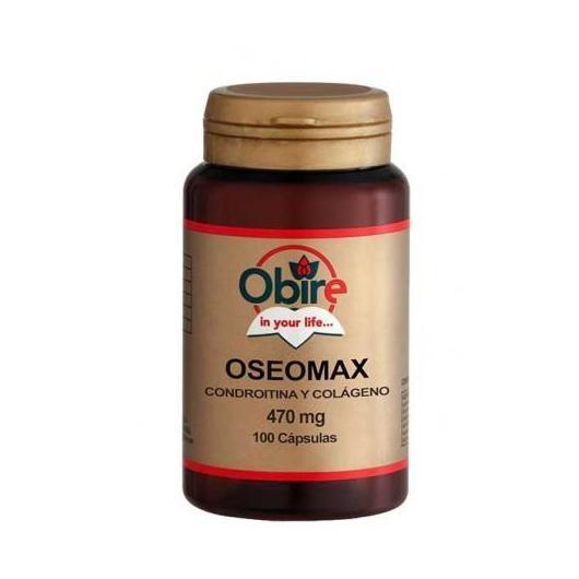 Oseomax ( condroitina y colágeno ) 470 mg Obire, 100 cápsulas