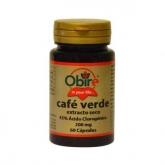 Caffé verde 200 mg estratto secco Obire, 60 capsule