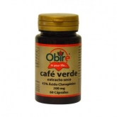 Cafe Verde 200 mg extracto seco Obire, 60 cápsulas