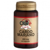Obire milk thistle 400mg 60 capsules