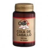 Cola Caballo 500 mg Obire,  100 comprimidos