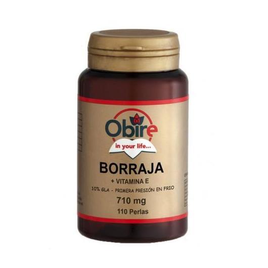 Borraja 710 mg Obire,  110 cápsulas