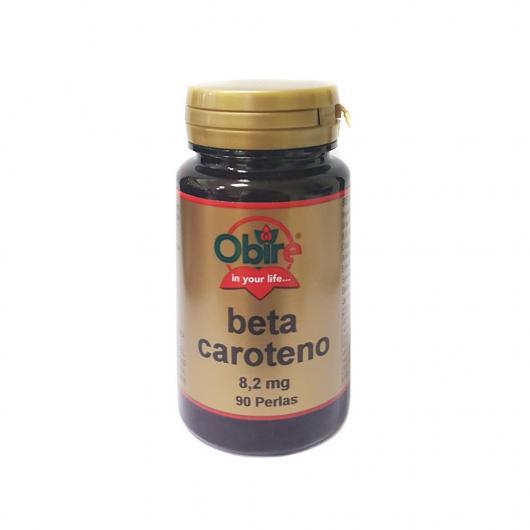 Betacaroteno 10000 U I  Obire, 90 perla