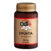 Opuntia 500 mg Obire, 90 cápsulas