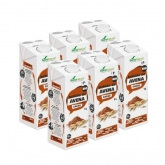 Soria Natural organic oat milk with cocoa pack of 3x1ltr