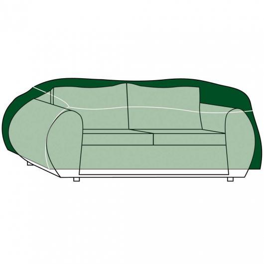 Copertura in poliestere divano