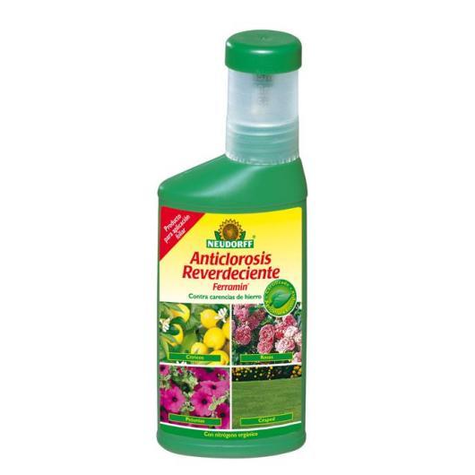 Fertilizzante Anticloro Ferramin