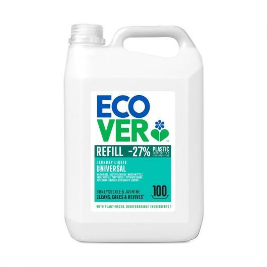 Lessive liquide Ecover, 5 L