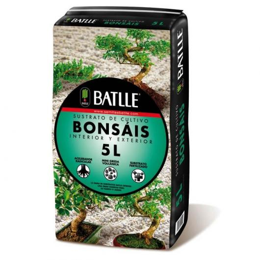 Substrat pour bonsaïs 5 L