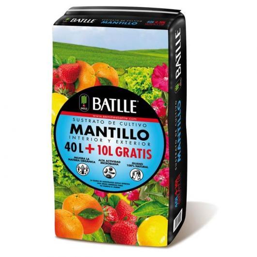 Sustrato Mantillo 50 L