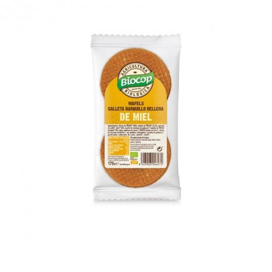 Wafels miele Biocop, 175 g