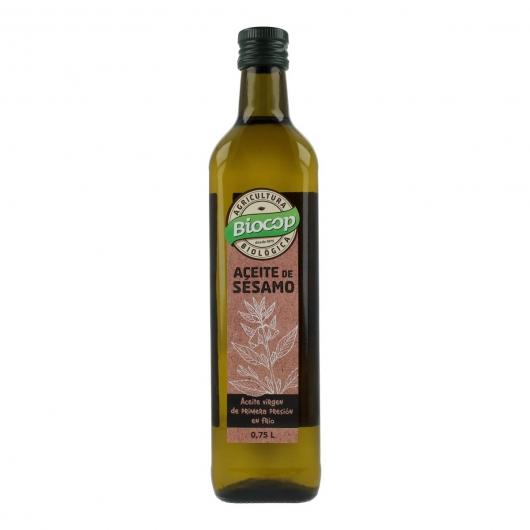 Olio di Sesamo Biocop, 750 ml