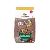 Muesli Krunchy Cioccolato Nero e Nocciole Barnhouse, 375 g