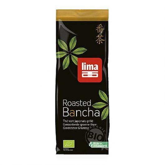 Te verde tostado bancha Lima, 75 g
