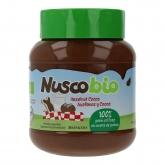 Crema chocolate avellanas Nuscobio, 400 g