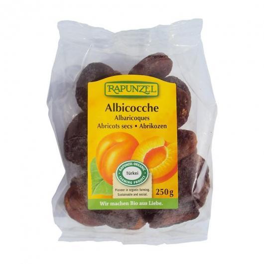 Albaricoque entero Rapunzel, 250 g