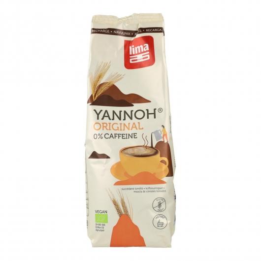Cafe de cereales Yannoh Instantáneo Lima, 250 g