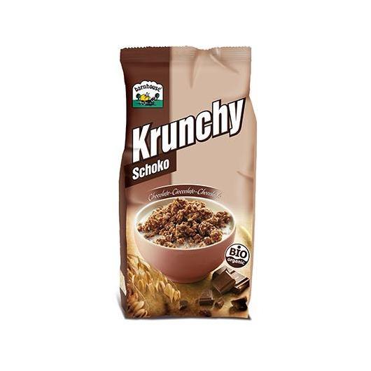 Muesli Krunchy Cioccolato Barnhouse, 375 g