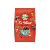 BIOPILLOWS CHOCO AVELLANAS BIOCOP 375 G