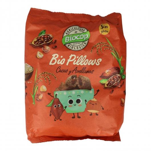 Biopillows Cioccolato e Nocciole Biocop, 375 g