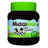 Crema chocolate negro Nuscobio,  400 g