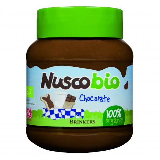 Crema cioccolato Nuscobio, 400 g