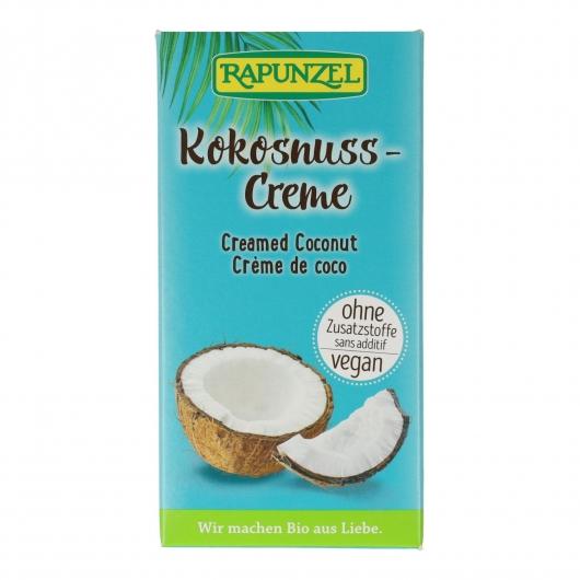 Crema di cocco Rapunzel, 2 x 50 g