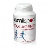 Colágeno con Magnesio Amlsport, 270 comprimidos
