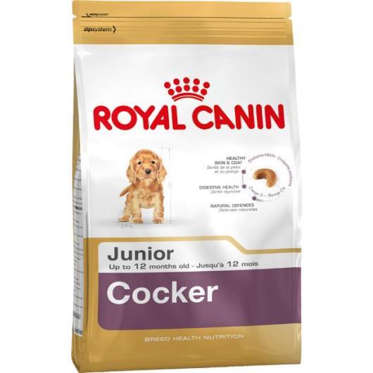 Royal Canin Cocker Jr