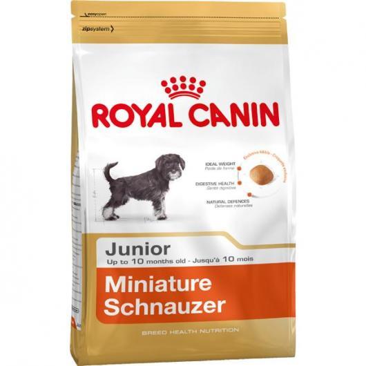Royal Canin Schnauzer Jr
