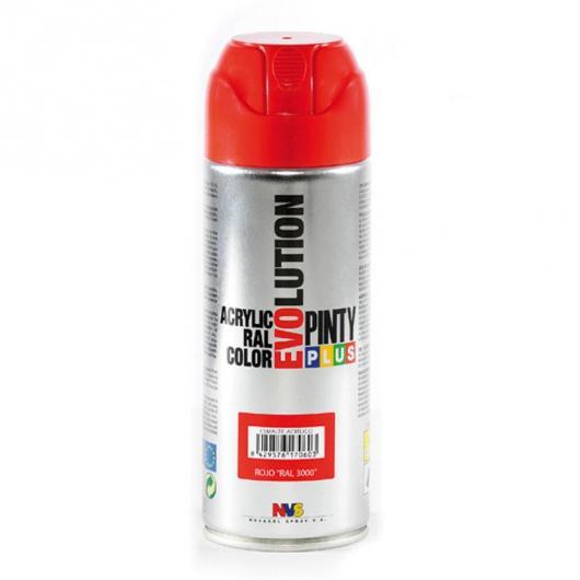 Pintura en Spray Evolution Blanco Brillante, 400 ml