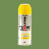 Tinta spray Evolução VERDE Nvs