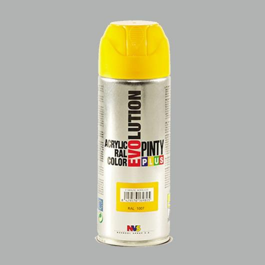 Pintura en Spray Evolution ALUMINIO Nvs, 400 ml