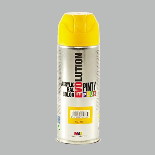 Pintura en Spray Evolution Plata, 400 ml