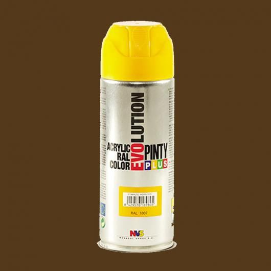 Vernice spray Evolution MARRONE, 400 ml