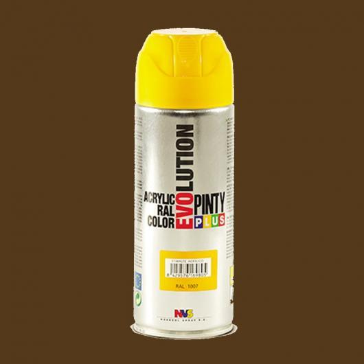Peinture en Spray Evolution Marron, 400 ml