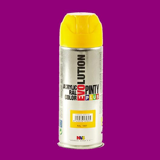 Pintura en Spray Evolution Fucsia, 400 ml