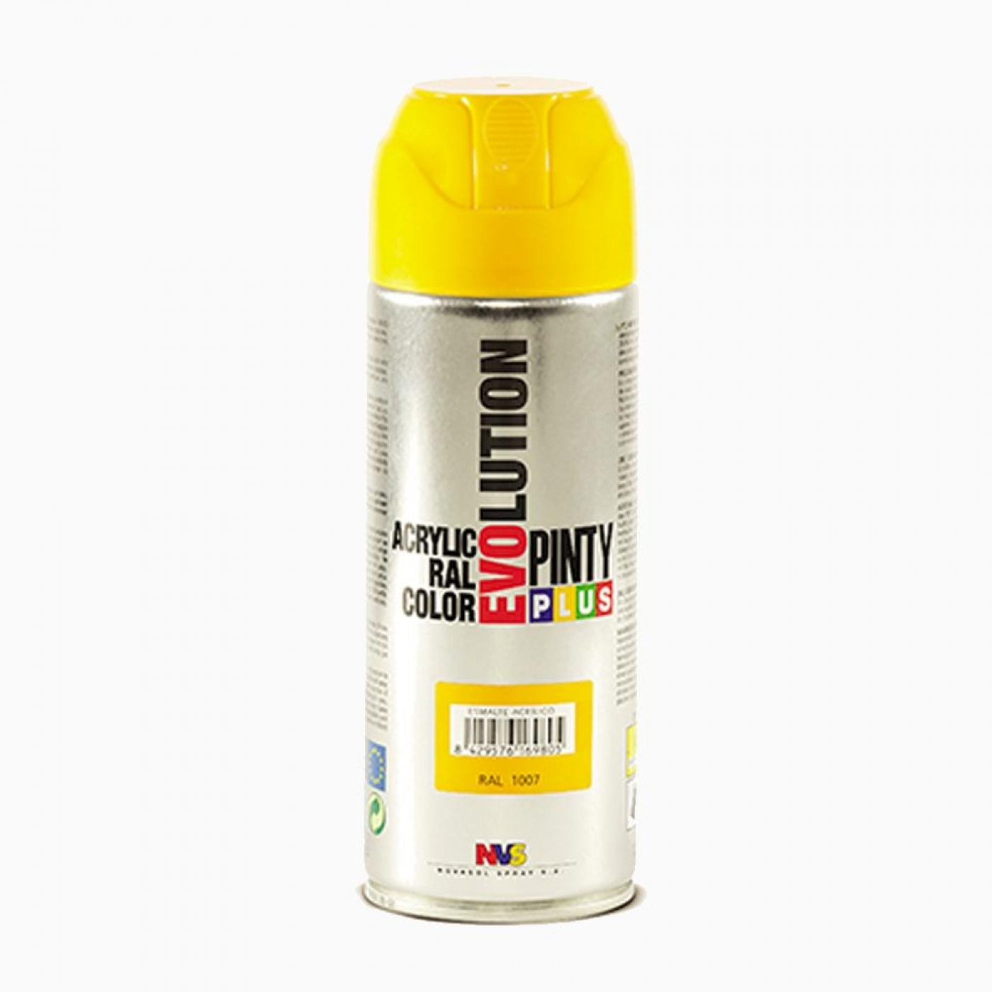 Pintura en spray evolution barniz 400 ml por 4 95 en - Spray pintura acrilica ...