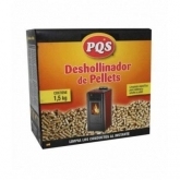 Pellet fogões limpador de chaminés especial PQS 1,5 kg
