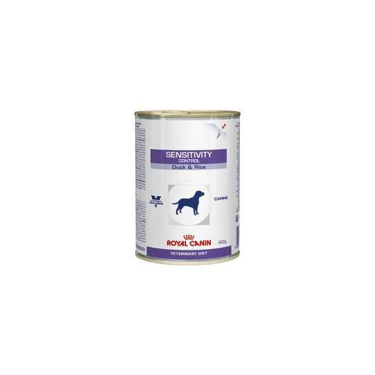 Royal Canin Sensitivity Control Duck & Rice (Canard) 12 x 420 g
